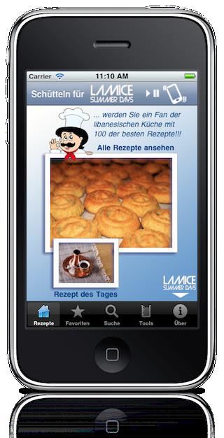 Libanesische Rezepte - LebGuide's iPhone App - Libanesische Küche - LebGuide.com (Ihr ...